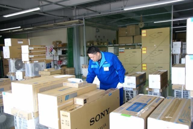 ジョーシンサービス株式会社 京都サービスセンターの画像・写真